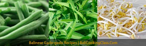 Balinese Gado-gado Recipes