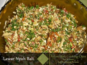Balinese Lawar Recipes