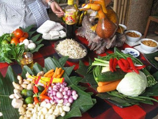 Local Bali Cooking